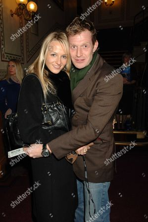 Stock Photo of 1st Night of Alegria Cirqus Du Soleil at the Royal Albert Hall London Jason Flemyng & Ellie Fairman