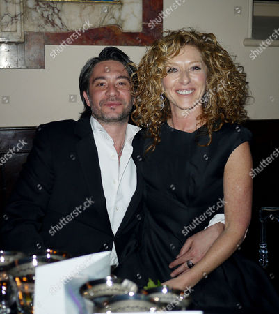 50th Birthday Party at Number 1 Mayfair St Marks Church North Audley Street Adam Meiklejohn and Kelly Hoppen