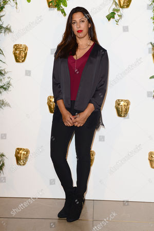 Stock Photo of London, England 25th October 2016: Helen Walsh at the Bafta Breakthrough Brits at Burberry, Regents Street, London, England On the 25th October 2016.