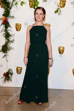 London, England 25th October 2016: Daisy-may Hudson at the Bafta Breakthrough Brits at Burberry, Regents Street, London, England On the 25th October 2016.