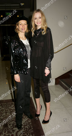 Bedroom Farce 1st Night Afterparty at the Waldorf Hotel Aldwych London Jenny Seagrove & Rachel Pickup