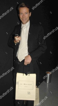 Launch Party For Blue Agava and Cacao Cologne at the Covent Garden Film Studios Lord Edward Davenport
