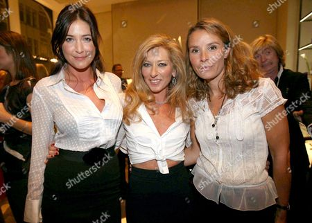 Book Launch Party For 'Kelly Hoppen Home: From Concept to Reality' at Asprey Bond Street Lisa Snowdon Kelly Hoppen and Tana Ramsey