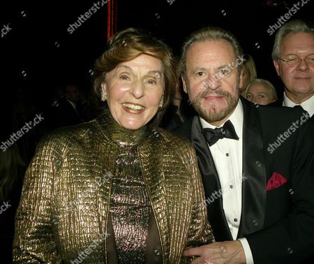 Chicago 10th Anniversary Performance at the Cambridge Theatre and Party at Sound Leicester Square the Producers Barry and Fran Weissler