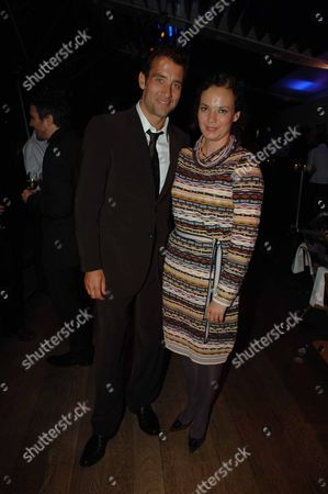 Stock Photo of Children of Men Afterparty at the Oxo Tower London Clive & Sarah-jane Owen
