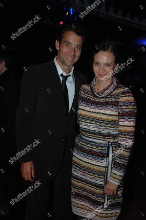 Stock Picture of Children of Men Afterparty at the Oxo Tower London Clive & Sarah-jane Owen