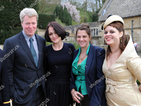 Christening of Sasha Filgueiras De Castilho Blow at Gloucester Cathedral by Nick Bury Dean of Gloucester Followed by Lunch at Hilles Harescombe Gloucestershire Earl Charles Spencer Lady Bianca Eliot Tracey Emin Mara Castilho