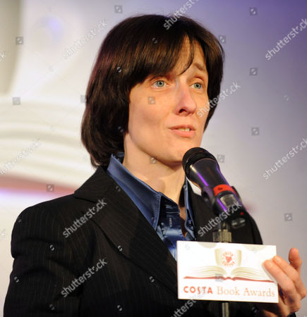 The 2007 Costa Book Awards at the Intercontinental Hotel Hamilton Place Park Lane London the Winner A L Kennedy For Her Book 'Day'