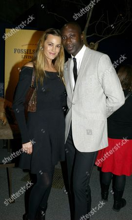 Darwin Vip Launch Natural History Museum Brompton Road London Yasmin Le Bon & Oswald Boateng