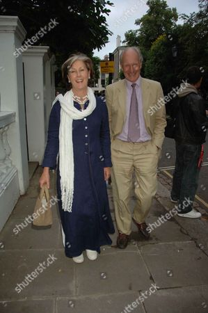 Annual Summer Garden Party in Carlyle Square Chelsea Patti and Charles Palmer Tomkinson