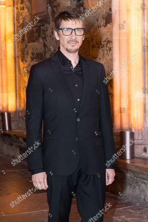 London, England 24th October 2016: Director Scott Derrickson at the Red Carpet Launch of the Latest Marvel Comic Book 'doctor Strange' in London On the 24th October 2016.