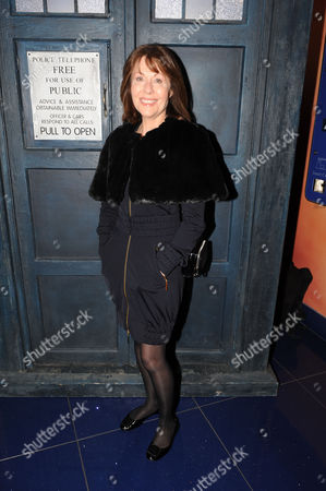 Doctor Who: Series 4 Screening of Programs 1 & 2 at the Apollo Cinema Lower Regent Street London Elisabeth Sladen Played Sarah Jane Smith 1973- 1976
