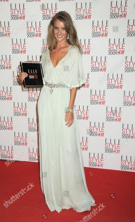 Editorial photo of Elle Style Awards 2009 in Association with H&m at the Big Sky Studios - 09 Feb 2009