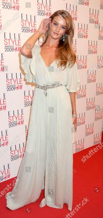Editorial image of Elle Style Awards 2009 in Association with H&m at the Big Sky Studios - 09 Feb 2009
