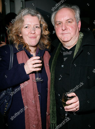 First Night For 'Duet For One' at the Almeida Islington Anthony O'donnell