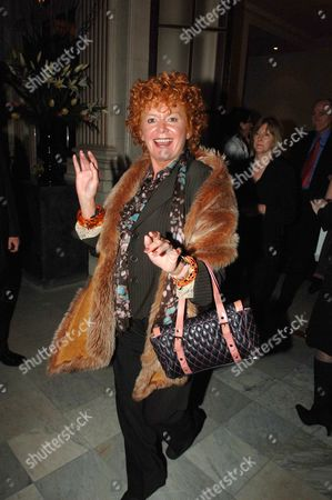 First Night of 'Sinatra' at the London Palladium and Afterparty at the Palm Court Waldorf Hotel Patricia Quinn