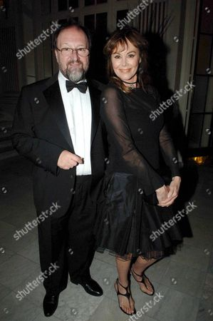 First Night of 'Sinatra' at the London Palladium and Afterparty at the Palm Court Waldorf Hotel Duncan Weldon and Anne Sidney