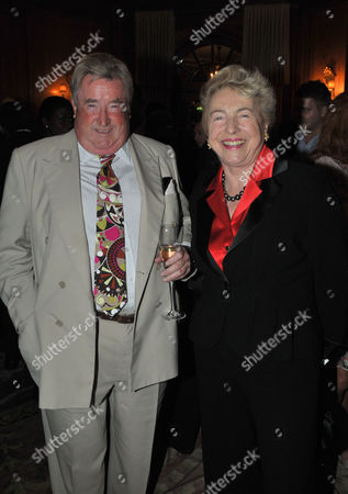 Fortune Forum Dinner at the Dorchester Hotel Sir William Mcalpine and Dame Stephanie Shirley