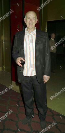Gala Screening of 'Dr Who' at the Mayfair Hotel Roy Marsden