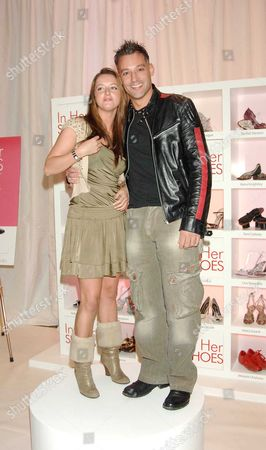Editorial photo of In Her Shoes Party - 07 Nov 2005