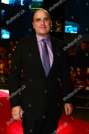 London, England 20th October 2016: Don Granger at the 'jack Reacher: Never Go Back' European Premiere at the Cineworld Leicester Square in London, England On the 20th October 2016.