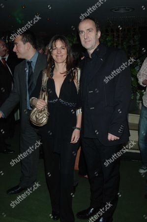 Premiere of Keeping Mum at the Vue Cinema Leicester Square London Angus Deayton & Lise Mayer