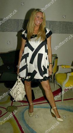 Launch of 'Oli' Fashion Range at the Haymarket Hotel Haymarket London Sarah Bosnich