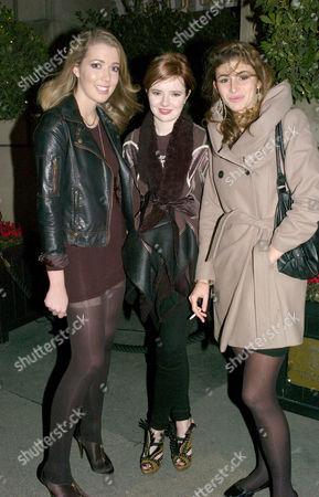 Editorial image of Le Bal Des Debutantes (debutante Ball) at the the Hotel De Crillon, Paris - 28 Nov 2009