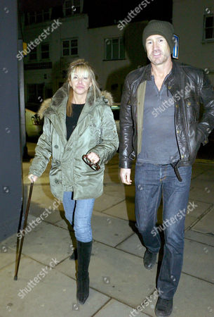 Editorial image of Leslie Ash with Her Husband Lee Chapman - 30 Oct 2008