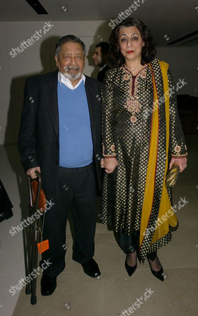 London's 1000 Most Influential People 2009 Launch Party at Burberry Horseferry House Horseferry Road London Vs Naipaul