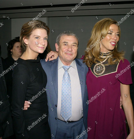 London's 1000 Most Influential People 2009 Launch Party at Burberry Horseferry House Horseferry Road London\ Natalie Massenet Sol Kerzner & Heather Kerzner