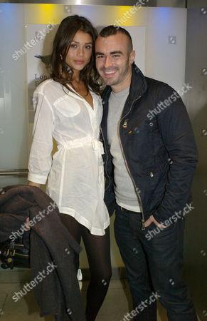 Mac Makeup Salutes London Fashion Week 25th Anniversary at the Hospital Endell Street London Jamie Gunns
