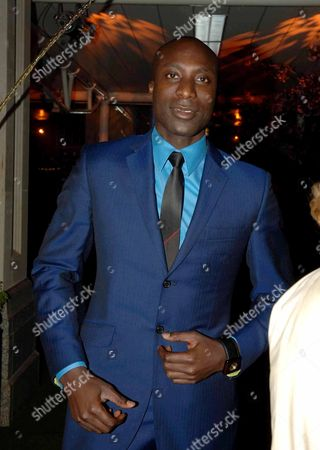 Moscow in Motion Party at the Old Billingsgate Market Oswald Boateng