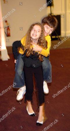 Nigella Lawson's Childrens Pheobe and Bruno Saatchi