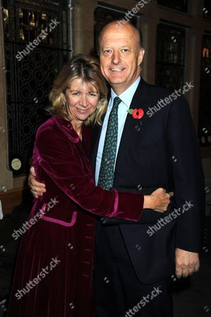 Past Imperfect Book Launch Party at Cadogan Hall Sloane Terrace London Nick George and Lady Marsha Fitzalan-howard