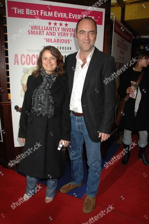 Editorial photo of Premiere of A Cock & Bull Story - 16 Jan 2006