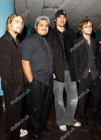 Editorial image of Premiere of Tenacious D in 'The Pick of Destiny at the Vue Cinema Leciester Square - 01 Nov 2006