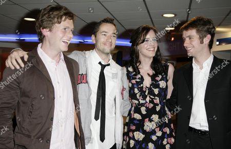 Preview Screening of 'Cashback' at the Odeon Covent Garden Sean Evans Director Sean Ellis Michelle Ryan and Sean Biggerstaff