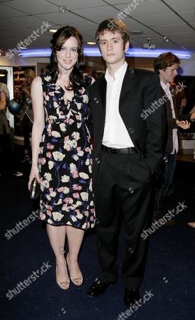 Preview Screening of 'Cashback' at the Odeon Covent Garden Michelle Ryan and Sean Biggerstaff