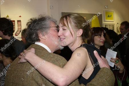 Editorial image of Private View For Natasha Law and Daisy De Villeneuve ' No Love Lost ' - 31 Mar 2009