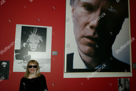 Editorial photo of Private View of 'Andy Warhol: Other Voices, Other Rooms' at the Hayward Gallery, Southbank - 06 Oct 2008
