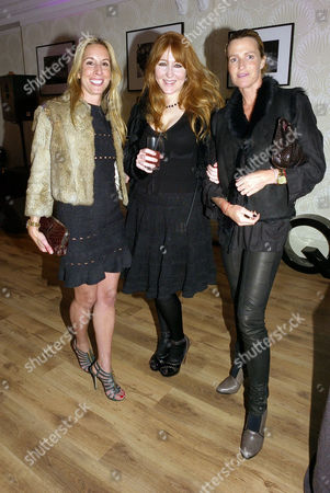 Quintessentially and Alexia & Suns Host the Fair of St Barnabas at the House of Barnabas Greek Street Soho Hayley Bernard Charlotte Tilbury and India Hicks