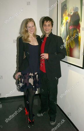 Seeing is Deceiving Private at Hamiltons Carlos Place London Alannah Weston and Her Husband Alexander Cochrane