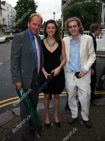 Editorial image of Sir David Frost's Annual Garden Party at His Home in Carlyle Square Chelsea Sir David Frost's Annual Garden Party at His Home in Carlyle Square Chelsea - 05 Jul 2007