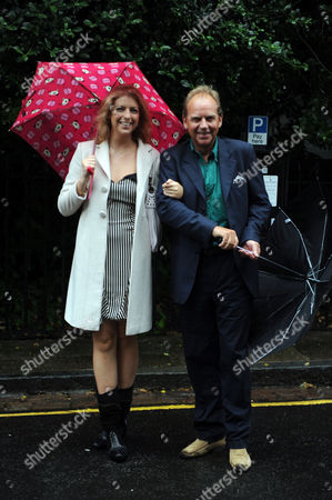 Editorial photo of Sir David Frost's Annual Summer Garden Party in Carlyle Square, Chelsea - 09 Jul 2008