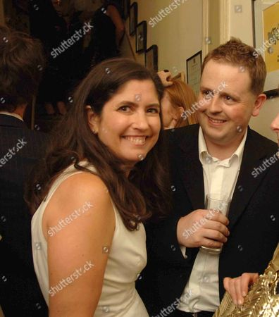 Spectator Magazine Summer Party at the Spectator Offices in Doughty Street Kimberley Fortier and Matthew D'ancona