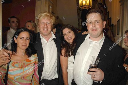 Editorial picture of Spectator Magazine Summer Party at the Spectator Offices in Doughty Street - 06 Jul 2006