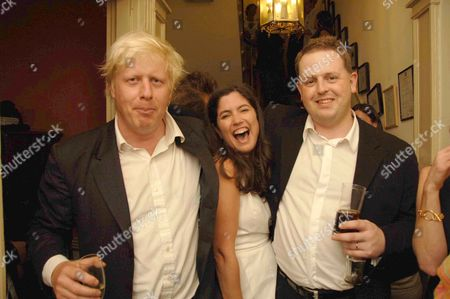Editorial photo of Spectator Magazine Summer Party at the Spectator Offices in Doughty Street - 06 Jul 2006