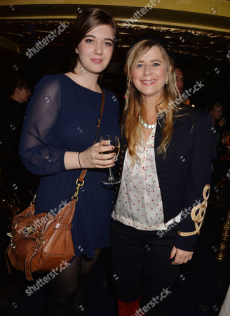 'Strangers On A Train' Press Night at the Gielgud Theatre and Afterparty at Cafe De Paris Imogen Stubbs and Her Daughter Ellie Nunn