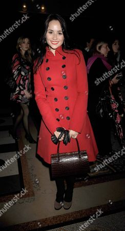 Sweeny Todd Premiere Afterparty at the Law Courts of Justice Strand London Emma Pierson